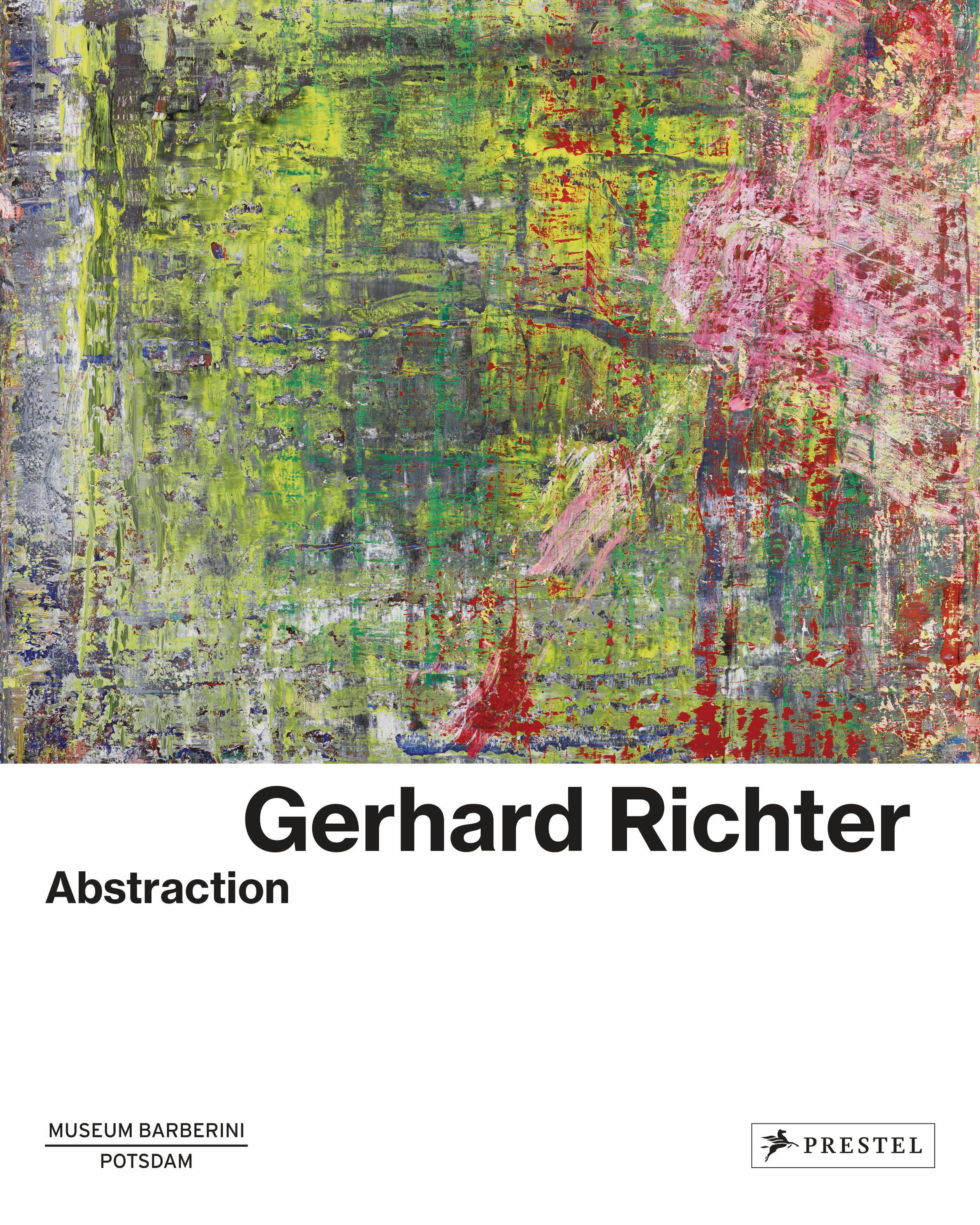 Museum Barberini,  Gerhard Richter: Abstraction , Random House, 2018   Editing