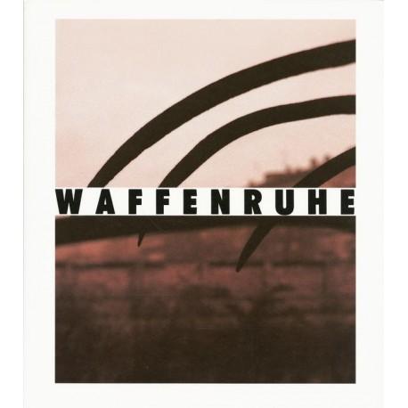 Michael Schmidt,  Waffenruhe , Verlag der Buchhandlung Walther König, 2018   Translation