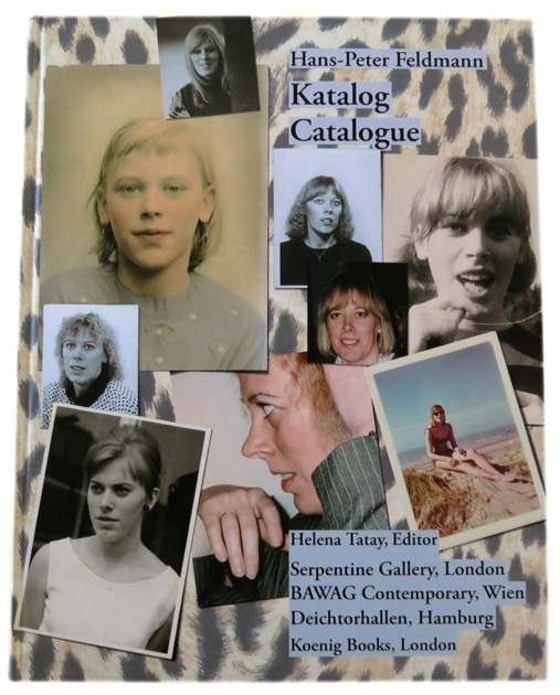 Serpentine Gallery, London,  Hans-Peter Feldmann: Katalog/Catalogue , Koenig Books, 2012   Editing
