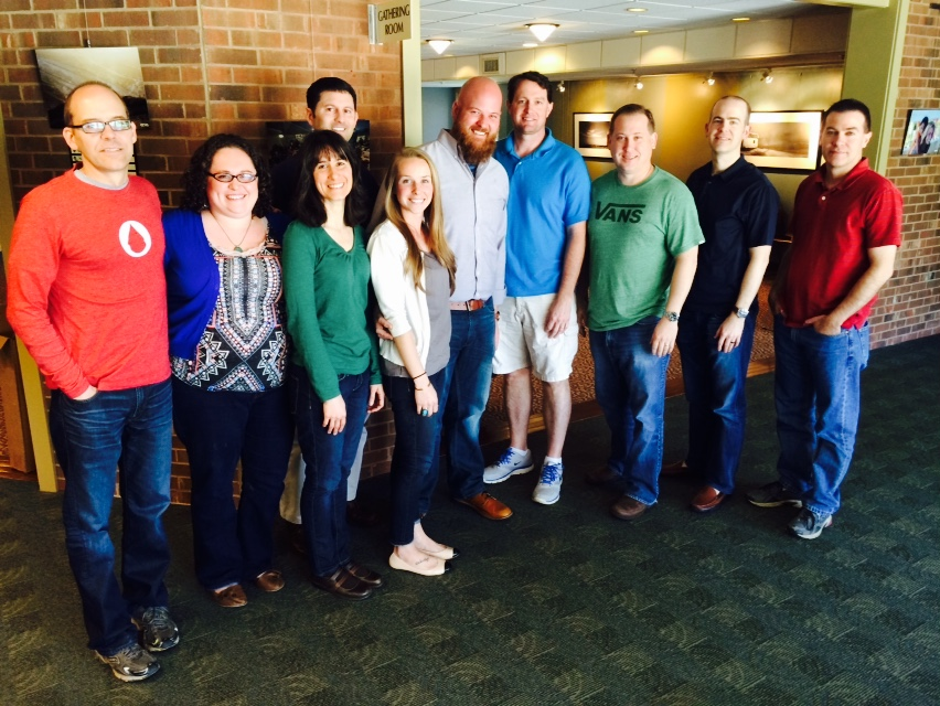 The Living Water Project Board Members at our Annual 2015 Nashville Meeting, joined by members of Water4.