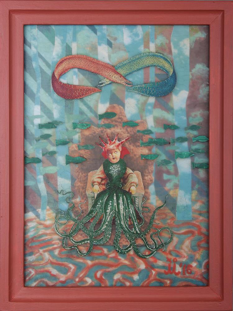 Meditation of the Sea Witch / Merenõia meditatsioon
