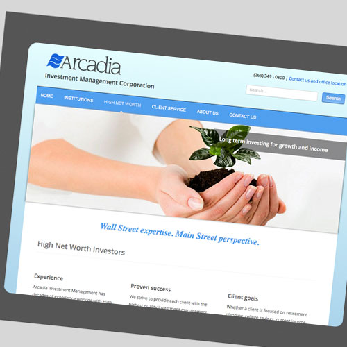 Arcadia (Case Study)