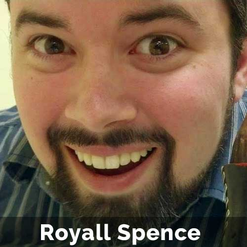 With a degree in computer science from High Point University, Royall's specialties are PHP, SQL, and JavaScript.   More