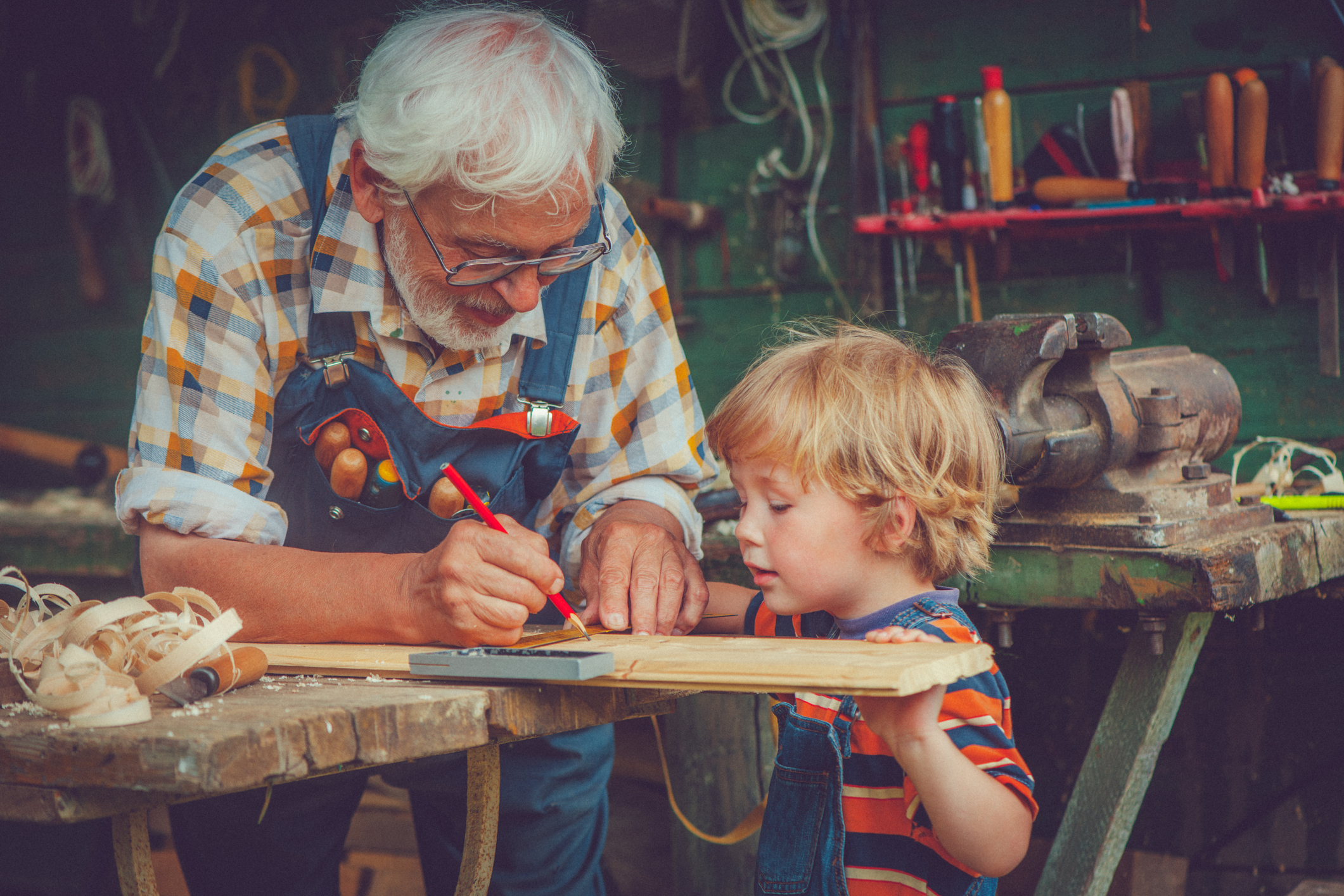 Teach each generation skill-sets for the future!