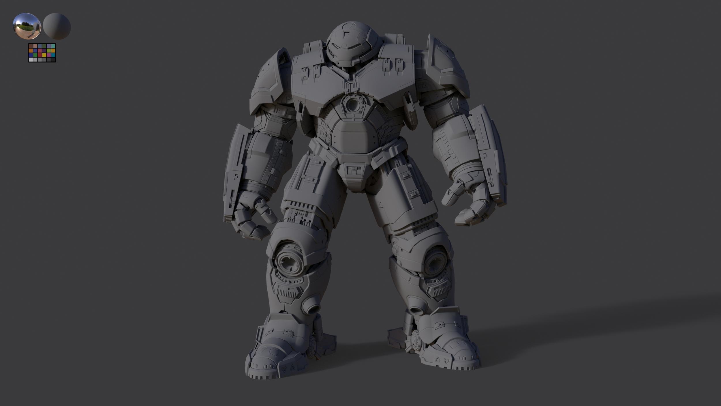 Model by SgtHK.