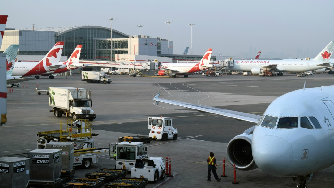 The federal government could reap as much as $16.6 billion selling off Canadian airports, according to a 2017 C.D. Howe report. (CabecaDeMarmore/iStock)