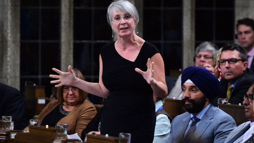Patty Hajdu introduced Bill C-65 in the House of Commons last month. (Sean Kilpatrck/CP)