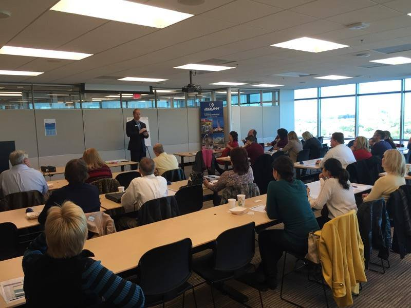 Leading consultation to Houston Chamber of Commerce on Habits: What they Are and How to Change Them