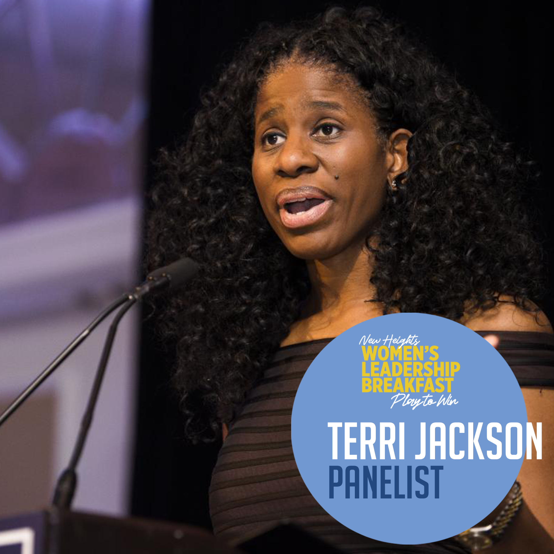 TERRI JACKSON  Director of Operations WNBA