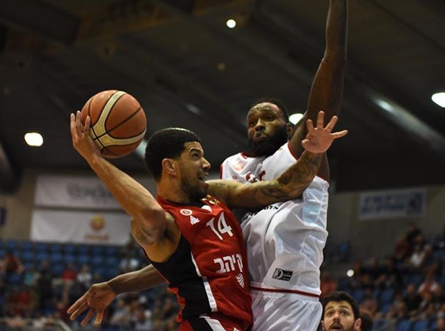 #NHalum James Feldeine (@kingjf4) recently helped push Hapoel Jerusalem (@jerusalembasket) past Beer Sheva in the Israel Basketball League (@winnerleague) quarter-finals. • Jerusalem is up 2-0 in the best of 5 series with the winner advancing to the semi-finals.  On Wednesday, the Reds will host Rami Hadar. • #NewHeightsNYC