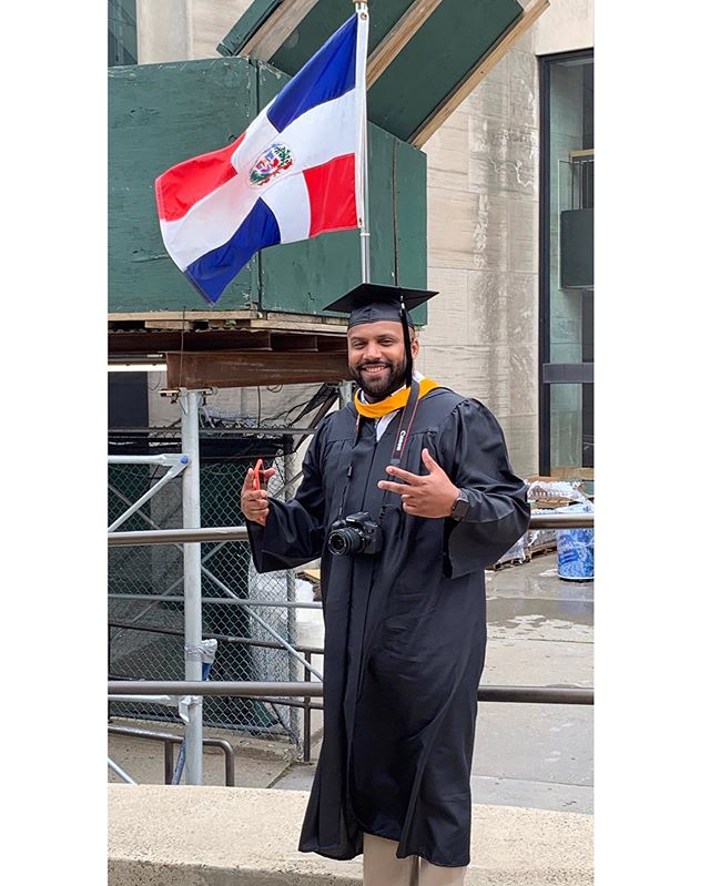 Congrats to OG #NHalum David Trottman (@trott_nyc23) on earning his degree from Lehman College (@lehmancuny)! • #NewHeightsNYC #collegegrad #WashHts #family #proudday 🇩🇴