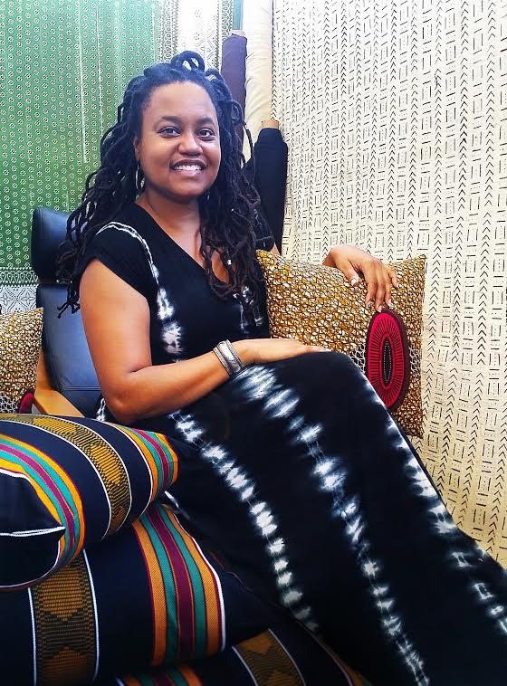 Anitra Terrell, Owner - Reflektion Designs