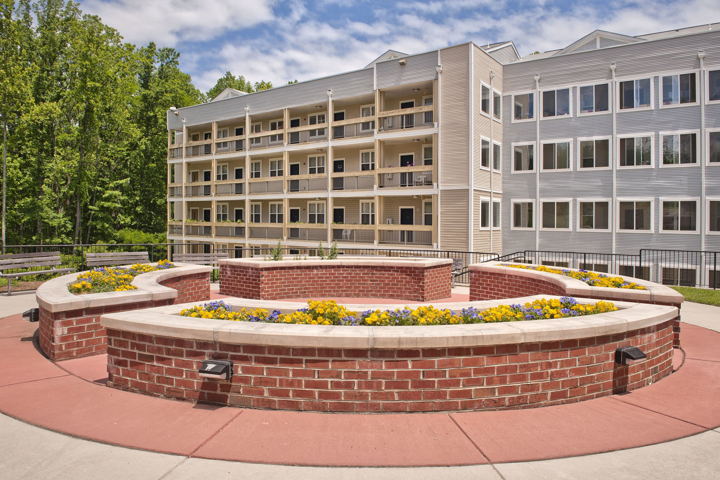Fort Washington Manor  • 150 apartments • Fort Washington, Maryland