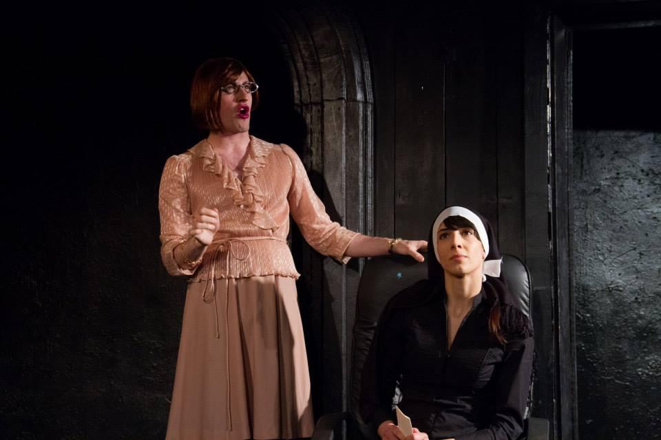 Nun Detective (#serials)