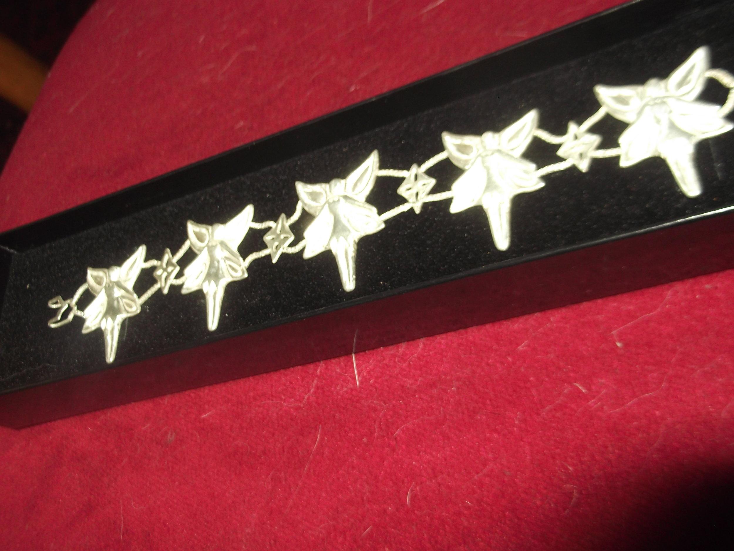 Fair bracelet - SOLD