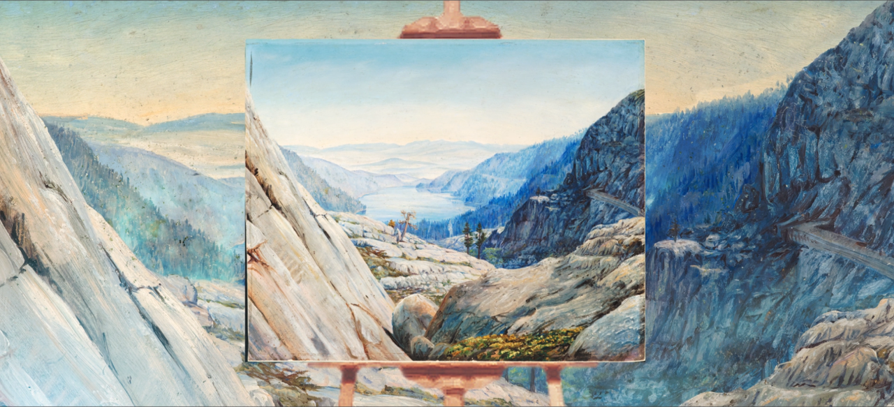 ⭐️⭐️⭐️⭐️⭐️DAVID REVIEWS - Trunk's Rok Predin animates the World of Botanical Artist Marianne North for International Woman's Day.