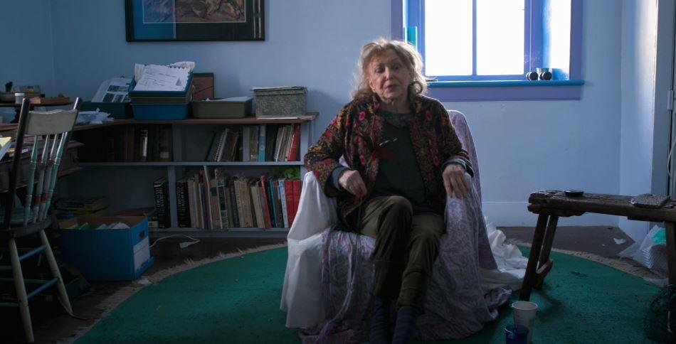 CLARA CULLENNowness 'Carolee Schneemann' - gets ⭐️⭐️⭐️⭐️on David Reviews