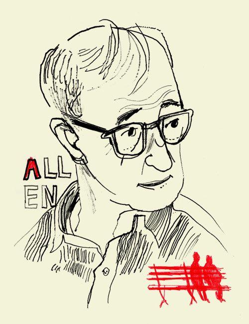 Woody Allen, uno de mis escritores de guiones favoritos