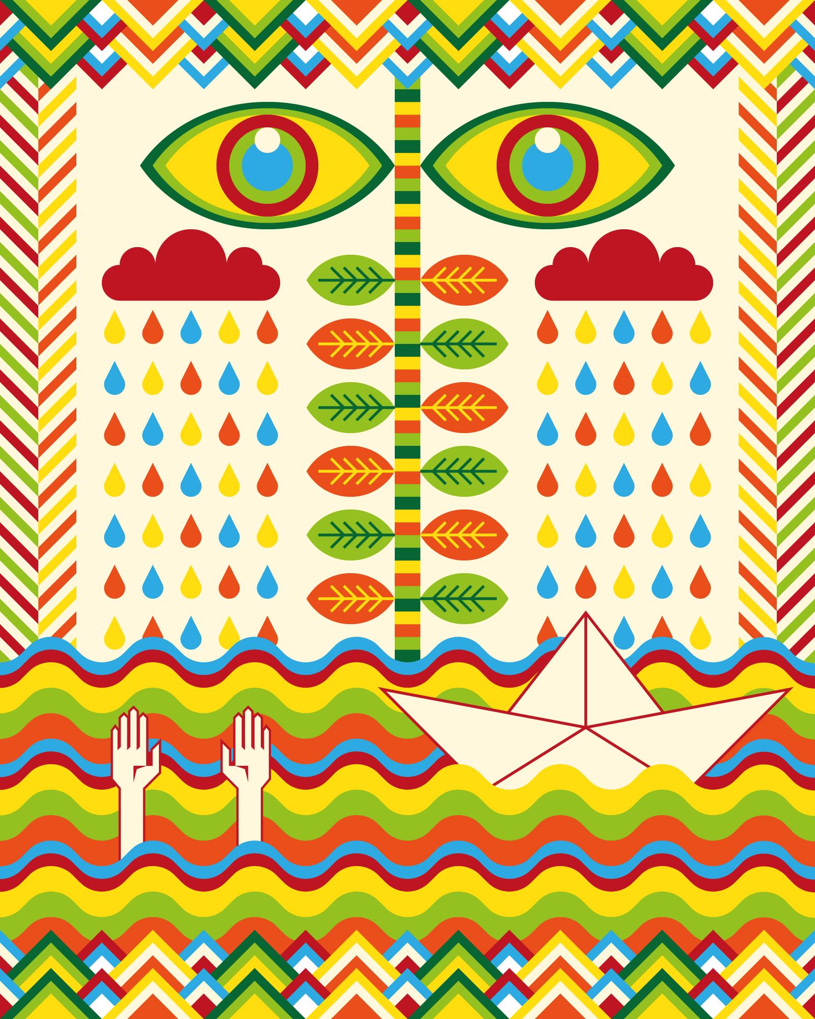 Illustration by Leopold Adi Surya