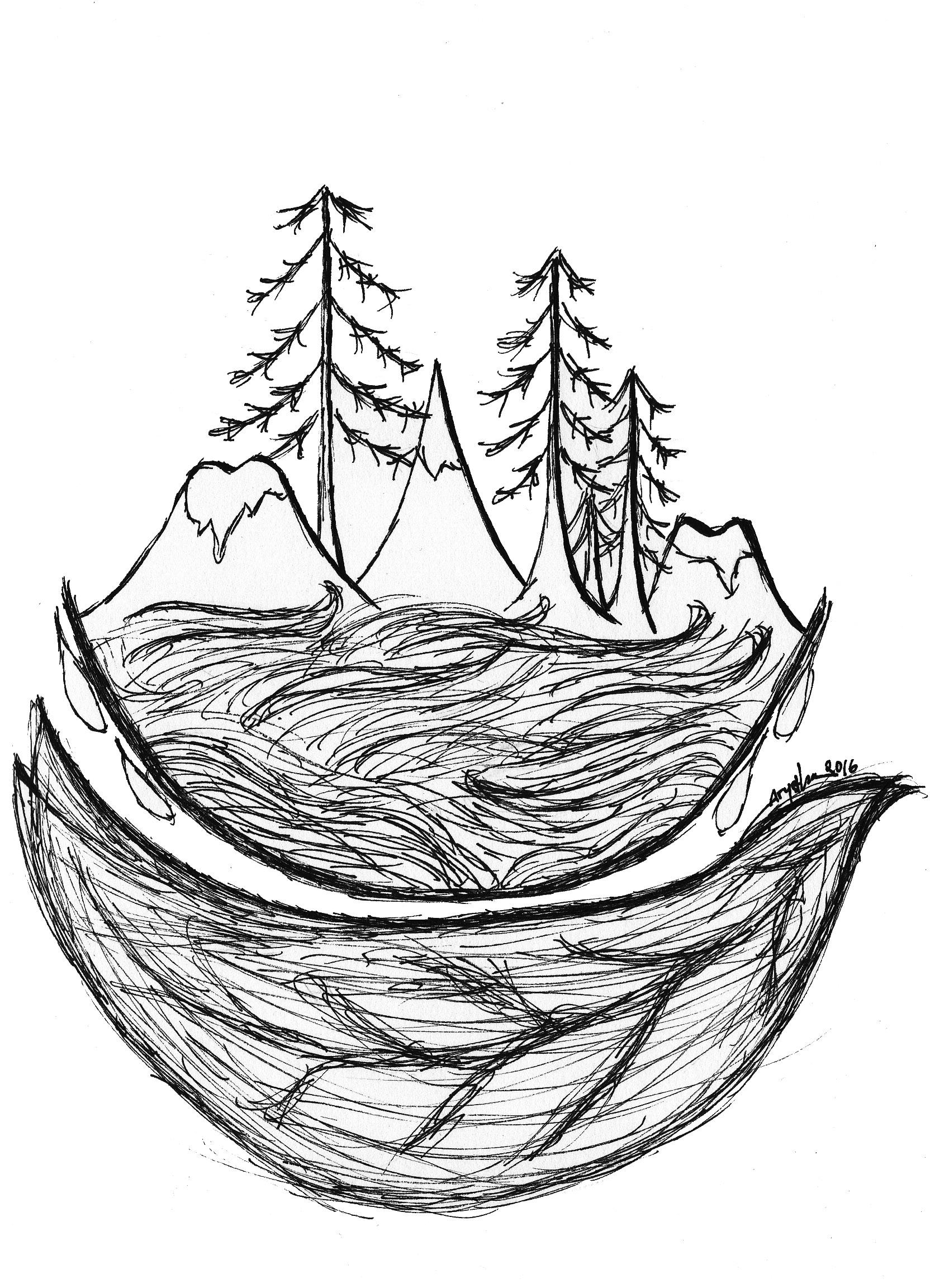 Illustration by Arystha Ayu P.