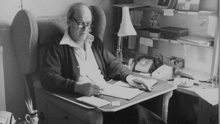 Roald Dahl Nominee Ltd.
