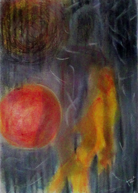 """Dua Matahari"", Andreas Iswinarto"