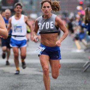 Boston Marathon Cape Cloth