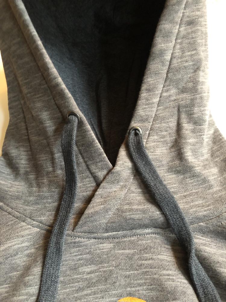 Cape Cloth Stash Hoodie Articulated Hood