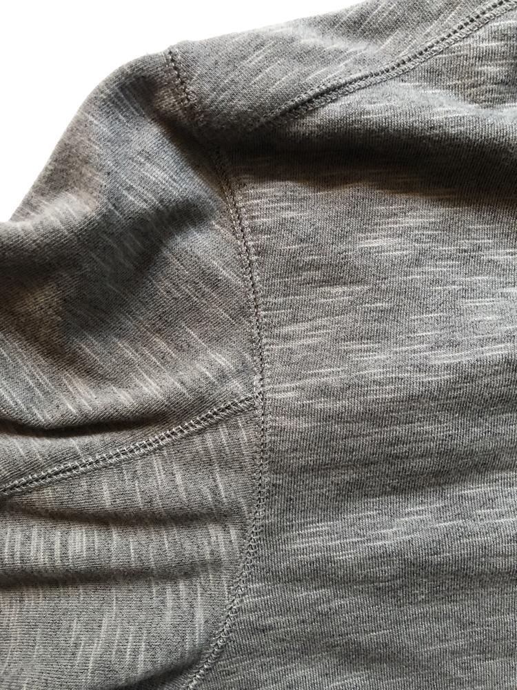 Cape Cloth Stash Hoodie Stitching