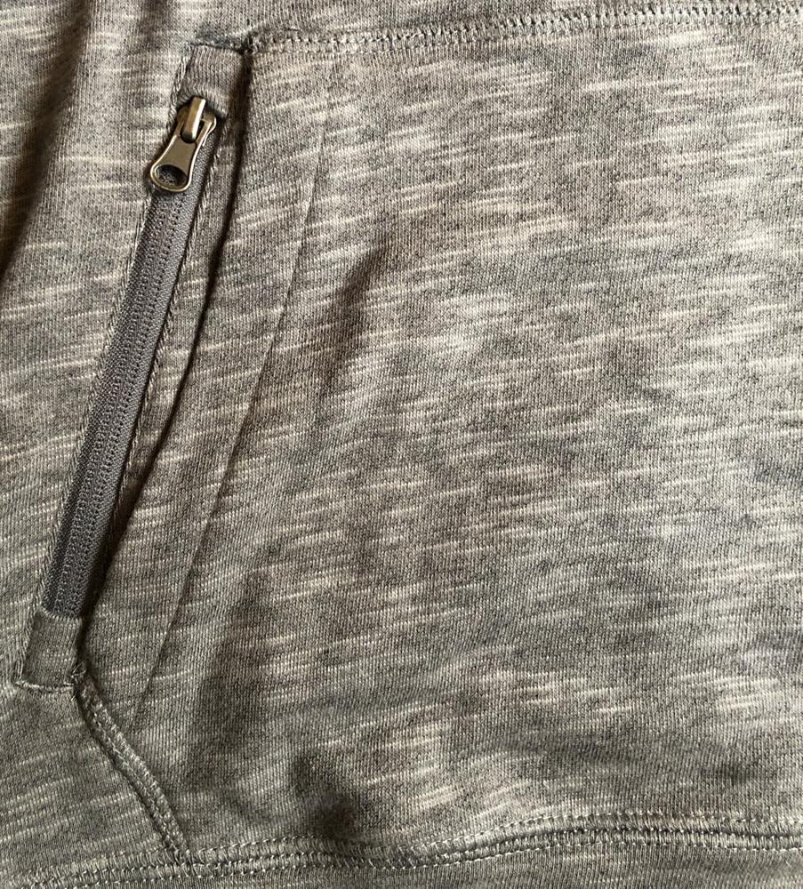 Cape Cloth Stash Hoodie Pocket