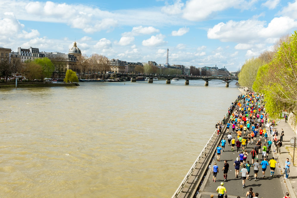 view from the pont Neuf.  Image by kassandra Frua De Angeli