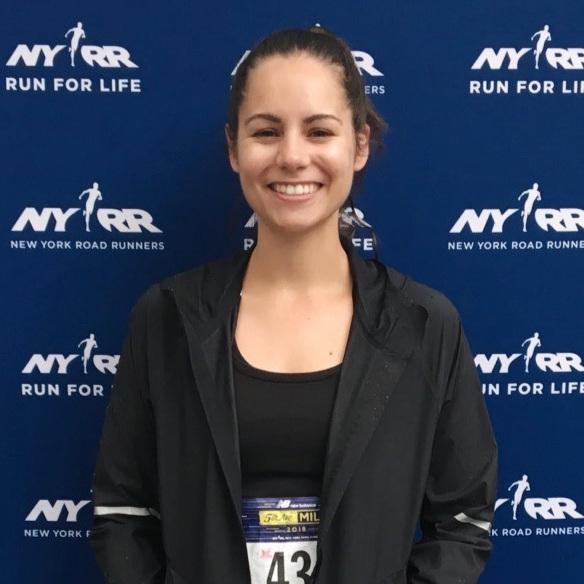 Kelsey S., 2019 NYC Half