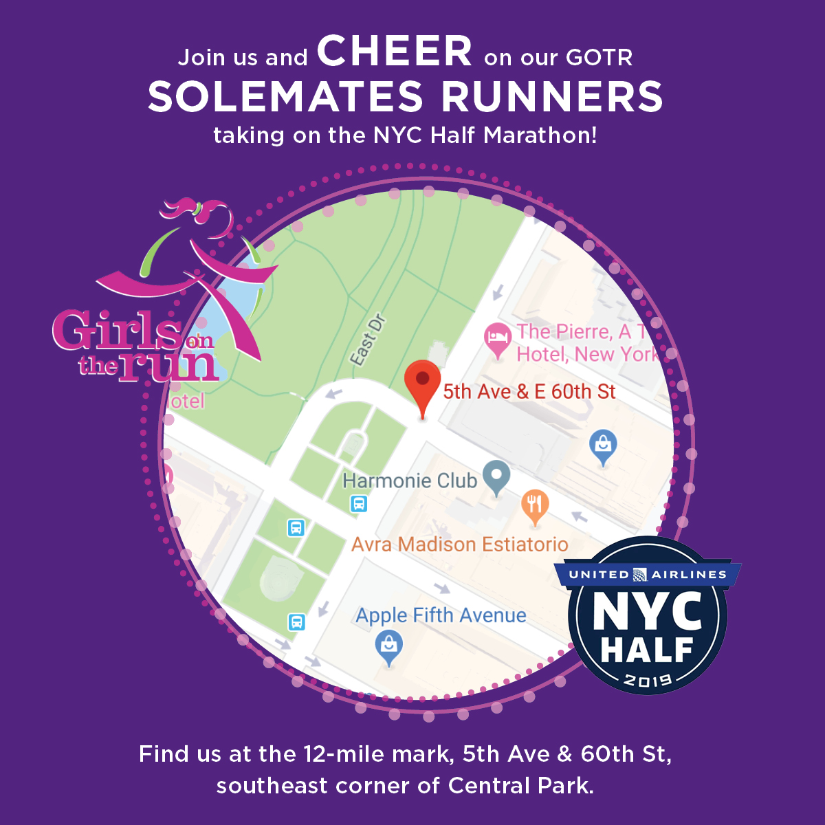Events — Girls on the Run NYC