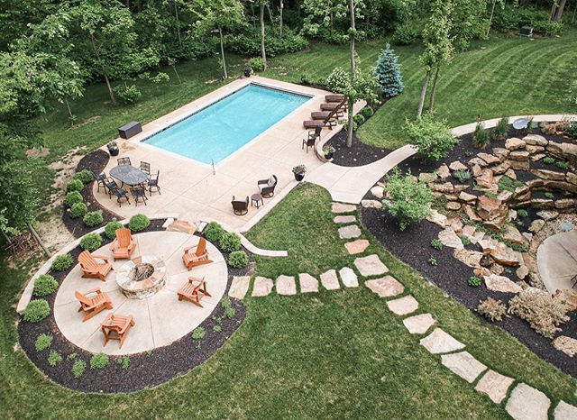 If you like to entertain then this is where and how you do it. Can you picture yourself hanging out with you crew here? #customhomes #customhomebuilder #luxuryrealestate