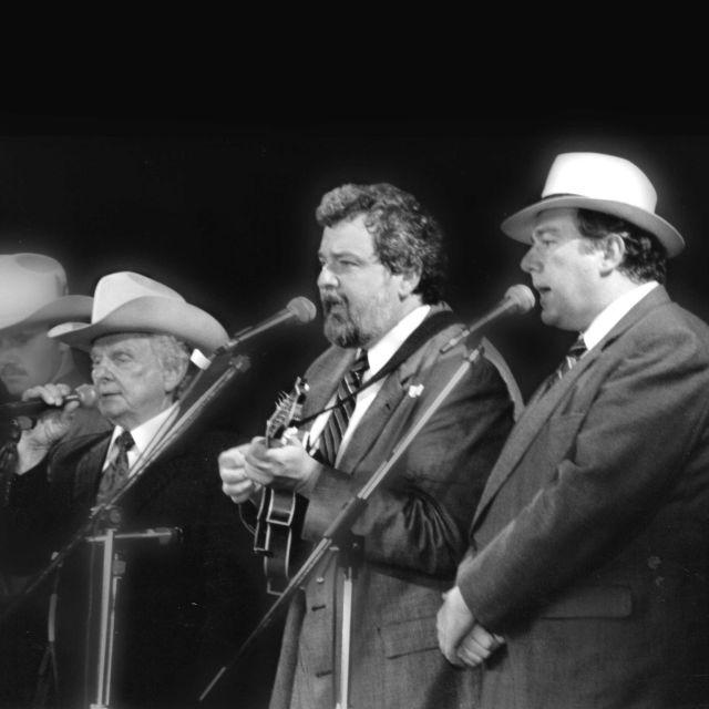 Ralph Stanley, Tony and Gary Williamson