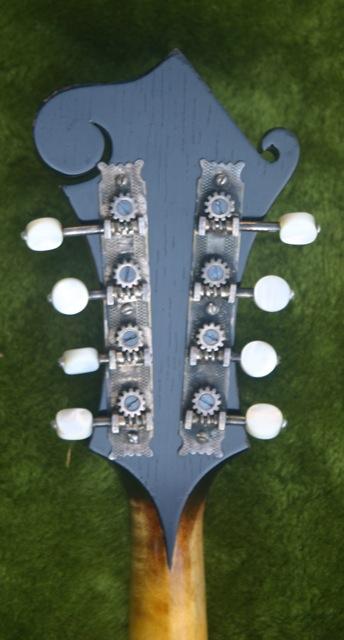 Lloyd Loar Mandolin 71633 tuners