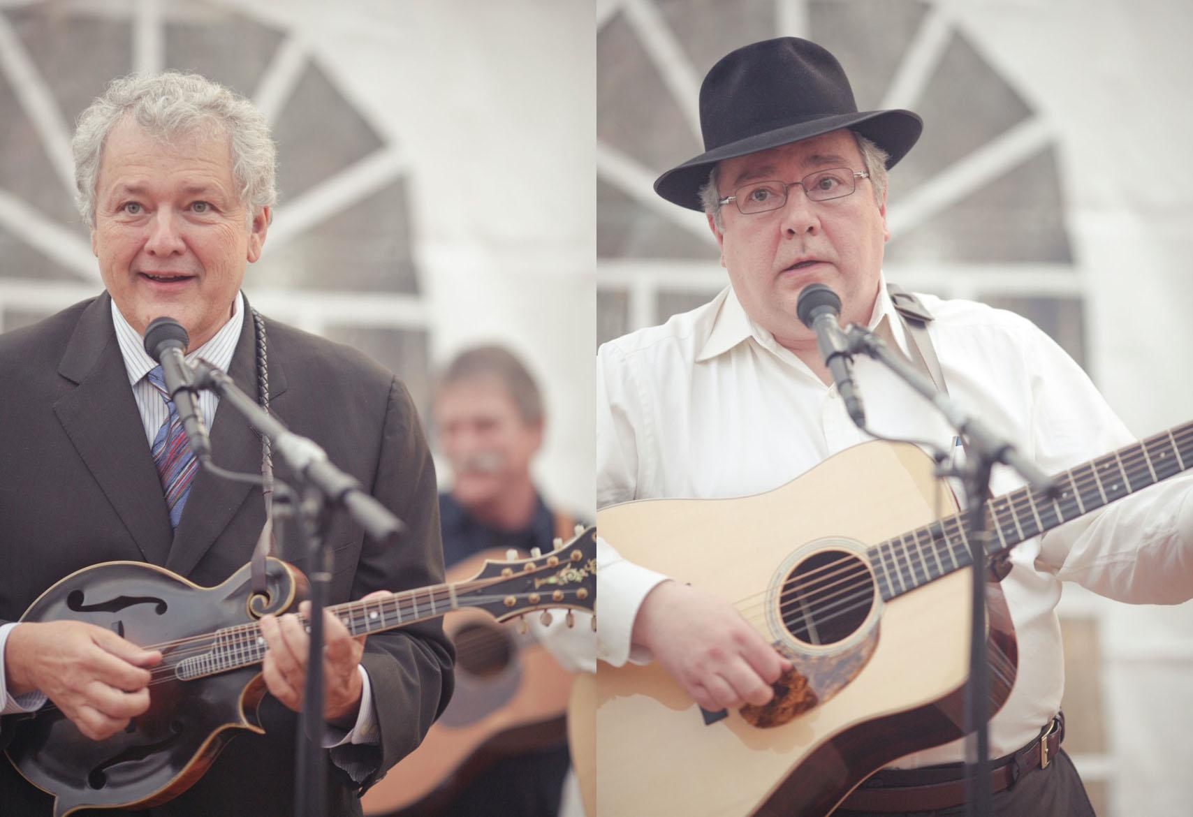 Tony and Gary Williamson