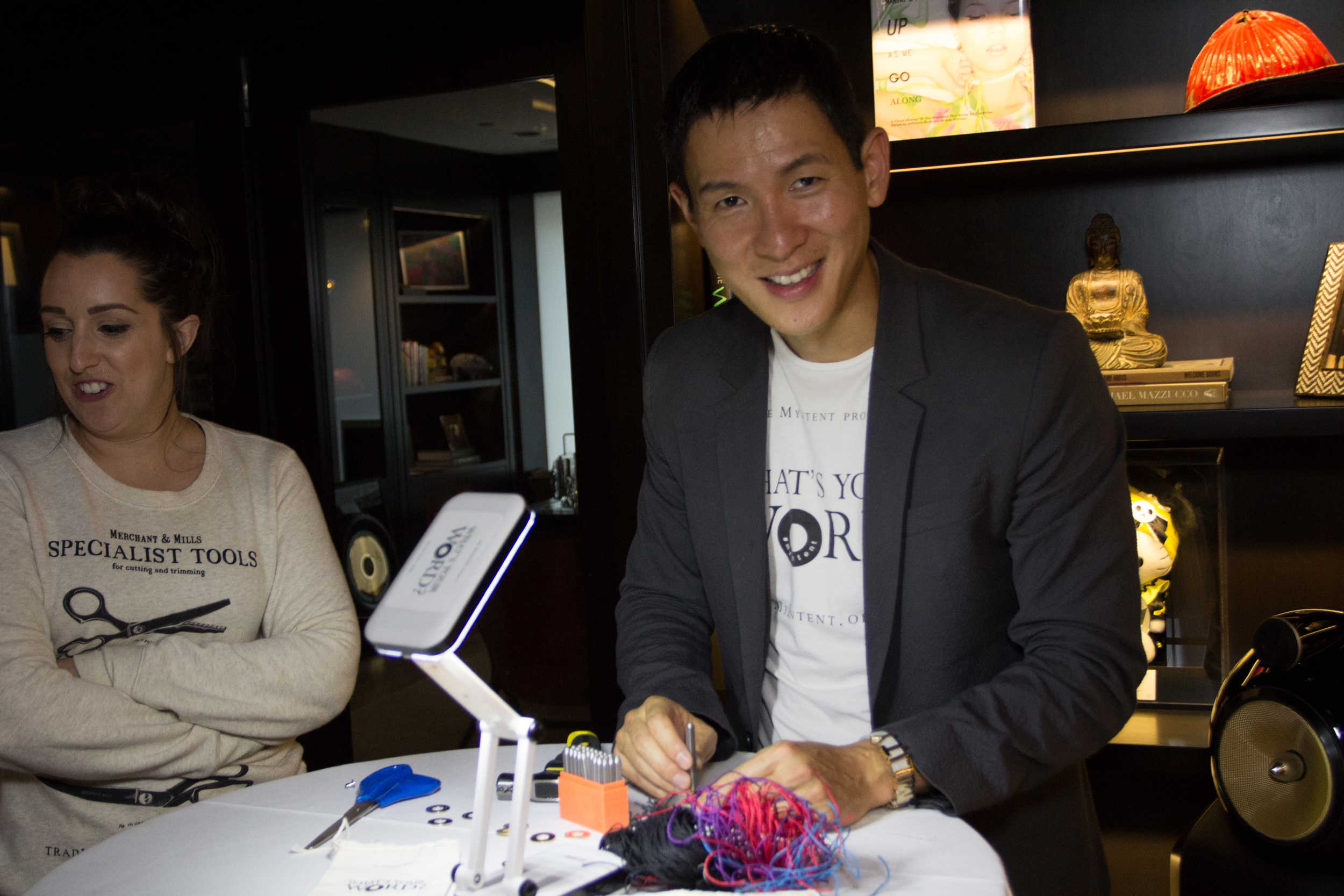 Chris Pan of MyIntent