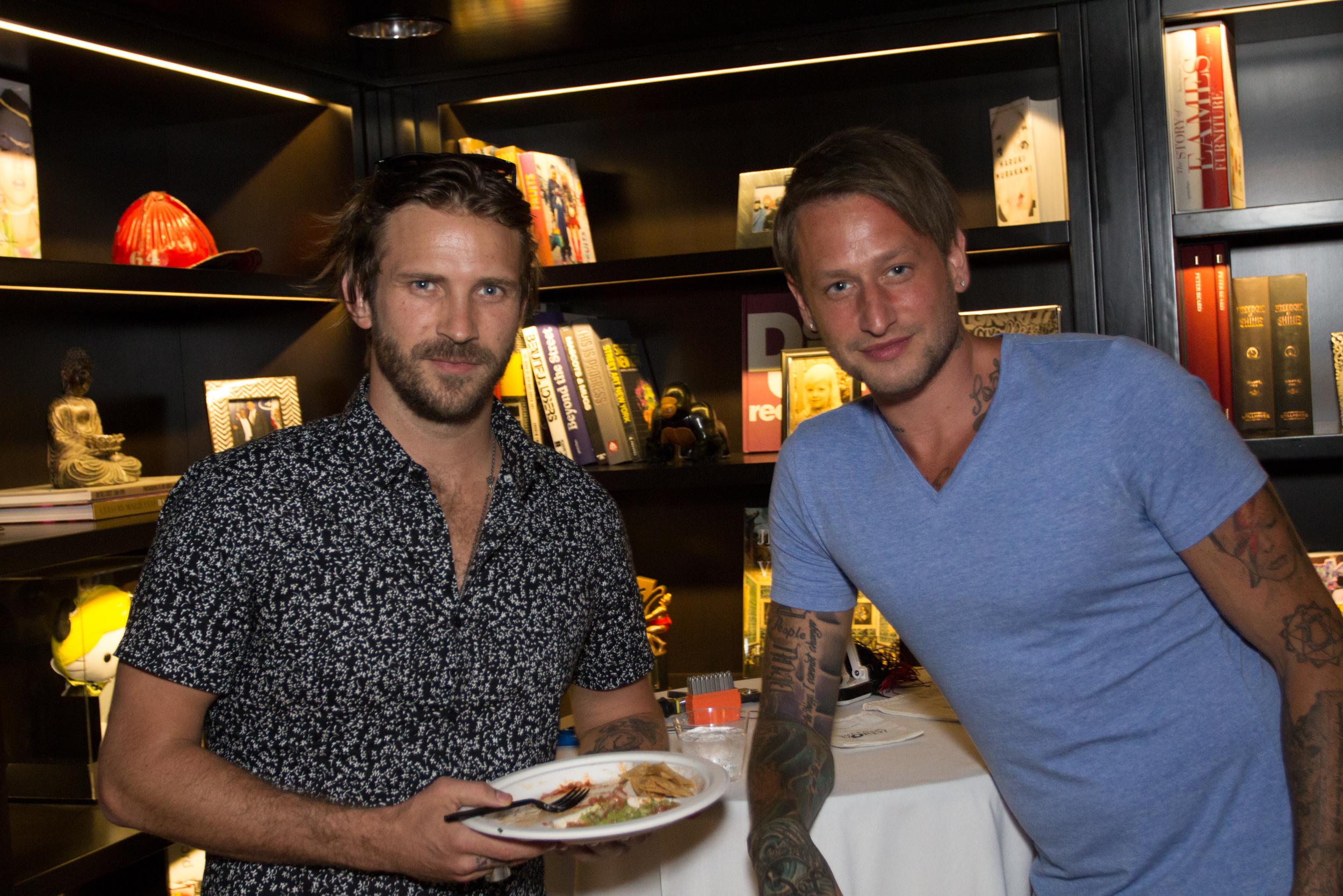 Josef Cruickshank & Guest