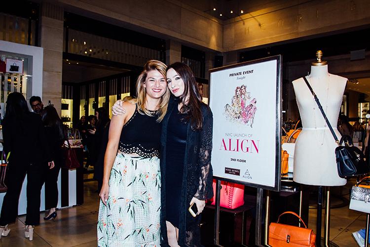 Helen Grossman and Aliza Kelly Faragher, Align Co-Founders