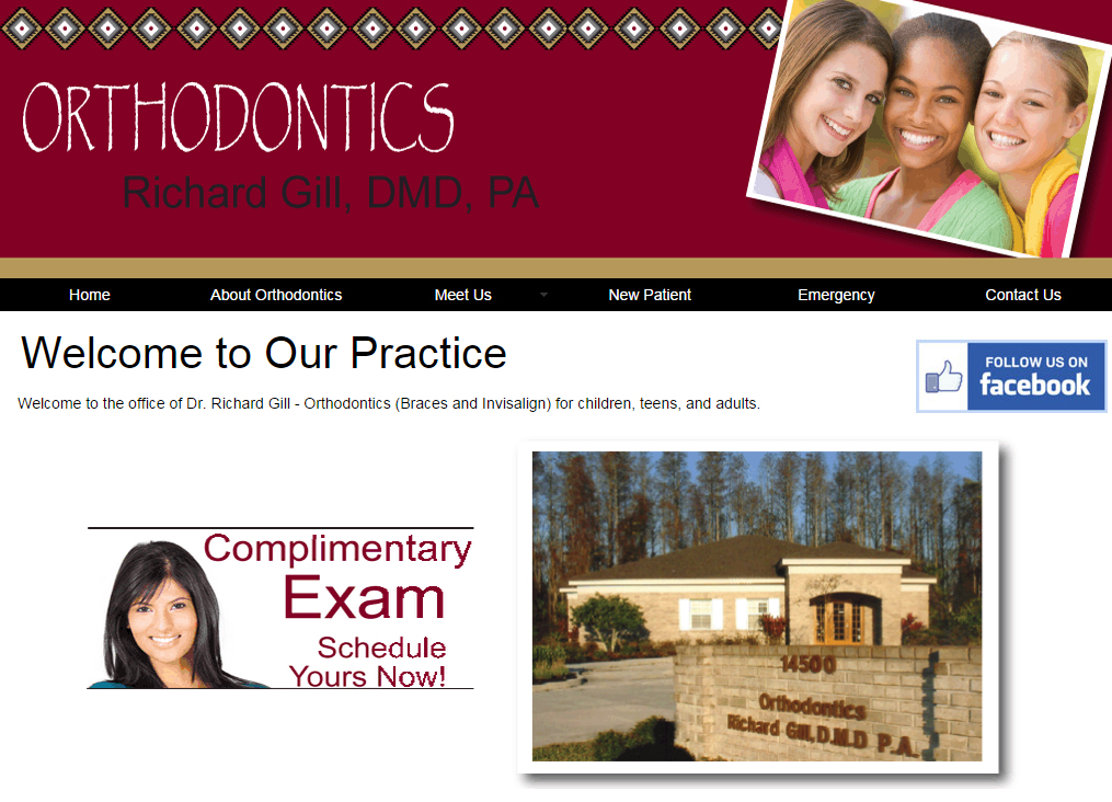 Dr. Richard Gill Orthodontics