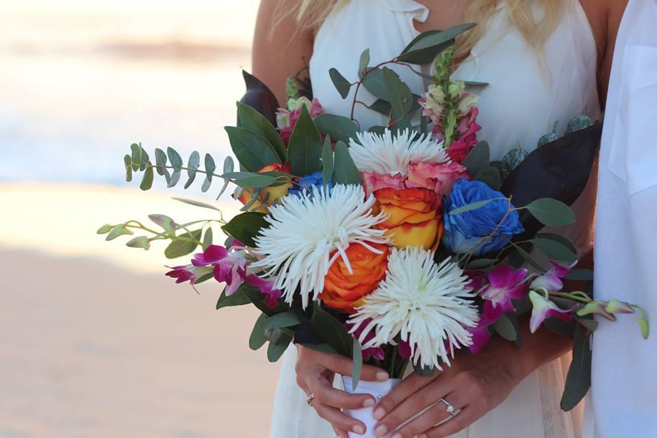 Amelia Island Beach Wedding Florist