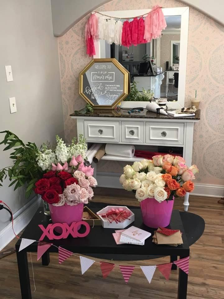 Pop Up Flower Shop | Fernandina Beach
