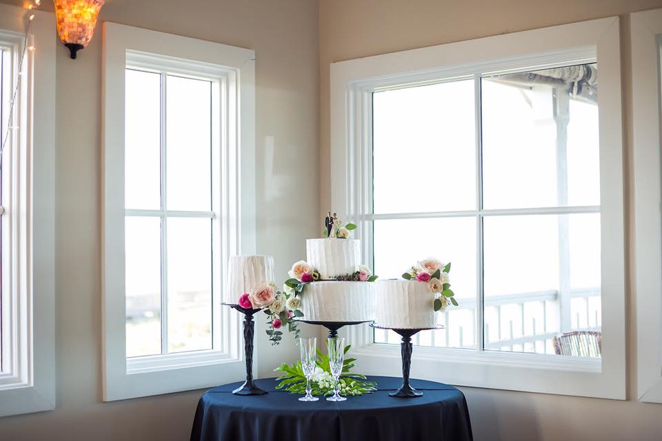 Ocean Club Fernandina Beach Wedding Florist