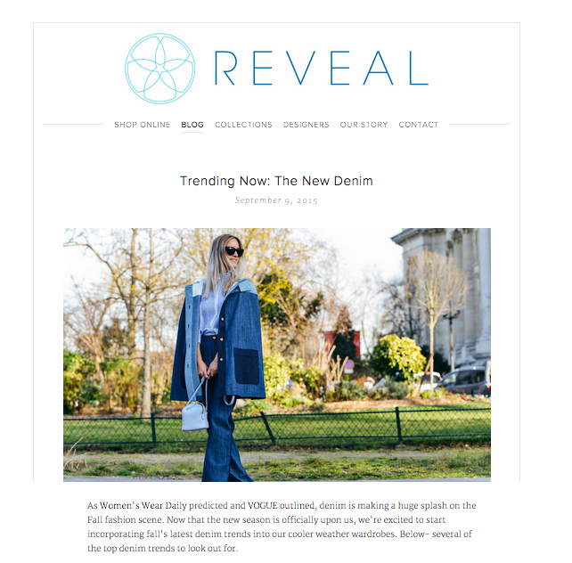 Reveal Denim