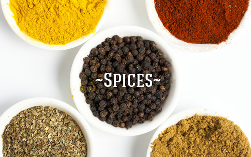 Shop our unique custom spice blends and discover a world of flavor