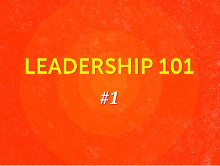 #1 - The Leader Who Equips