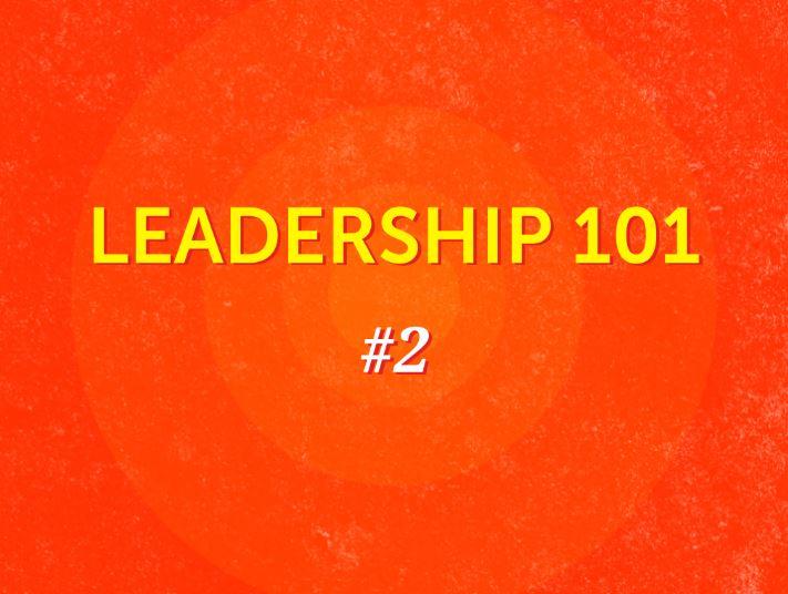 #2 - The Hospitable Leader