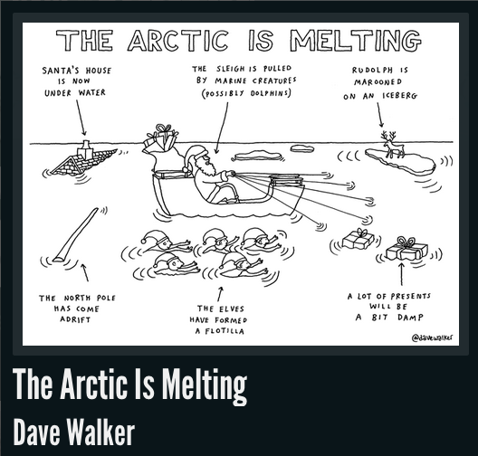 The arctic is melting - dave walker.png