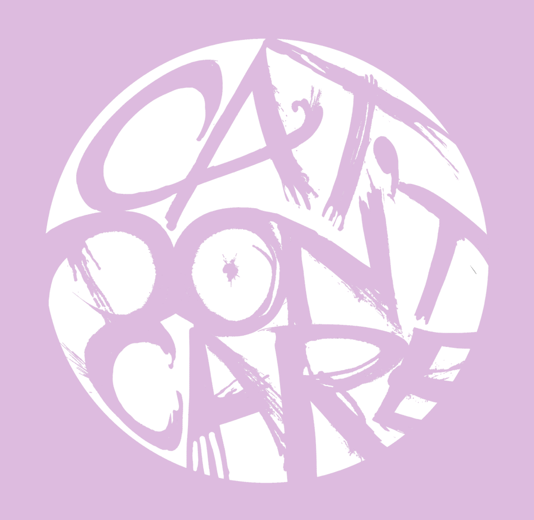 CAT DONT CARE LOGO | natalie palmer sutton